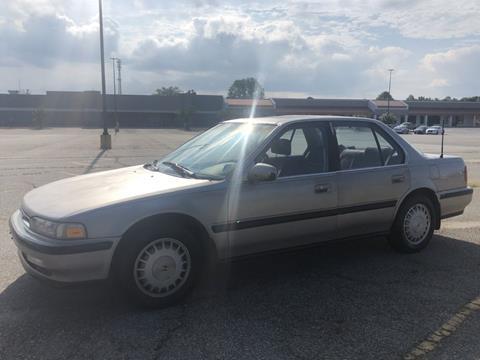 1991 Honda Accord for sale in Union, SC