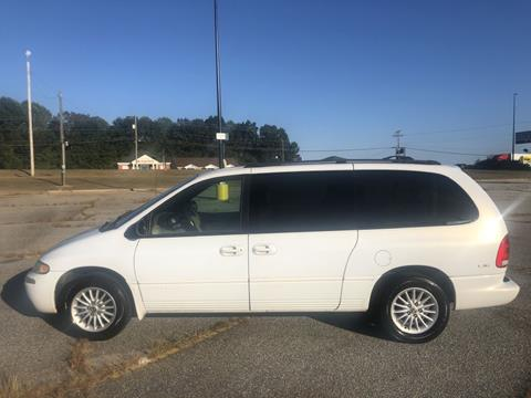 1999 Chrysler Town and Country for sale in Union, SC