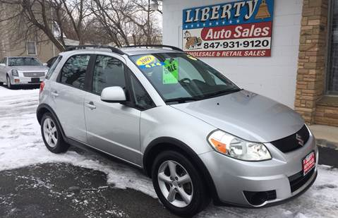 2009 Suzuki SX4 Crossover for sale in Elgin, IL
