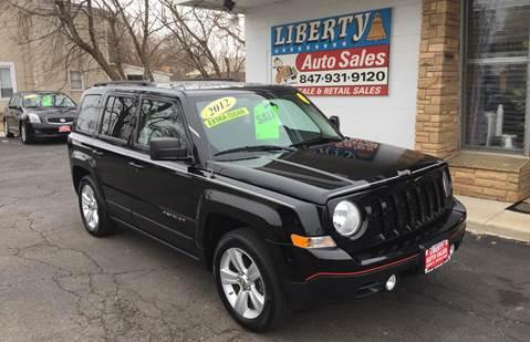 2012 Jeep Patriot for sale in Elgin, IL