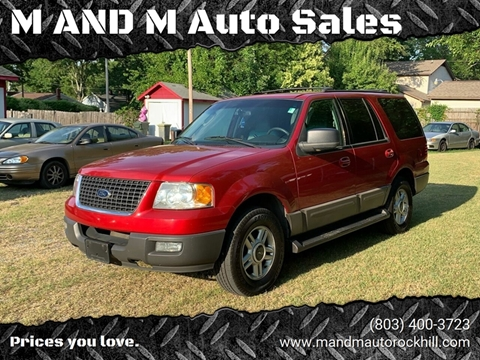Cars For Sale In Rock Hill Sc M And M Auto Sales