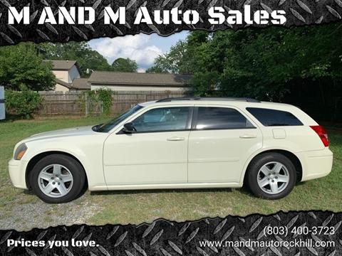 M&M Auto Sales >> M And M Auto Sales Car Dealer In Rock Hill Sc