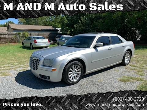 M And M Auto >> Cars For Sale In Rock Hill Sc M And M Auto Sales