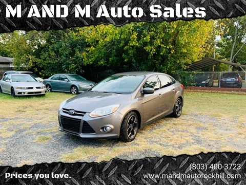 M And M Auto >> M And M Auto Sales Car Dealer In Rock Hill Sc