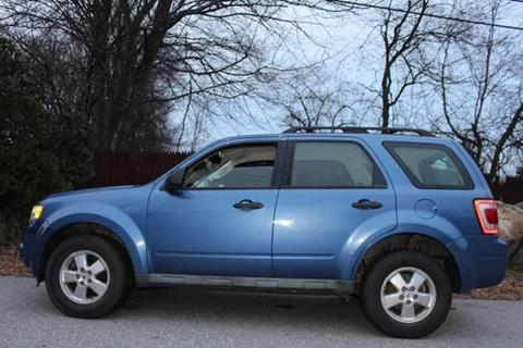2009 Ford Escape for sale in Hooksett, NH