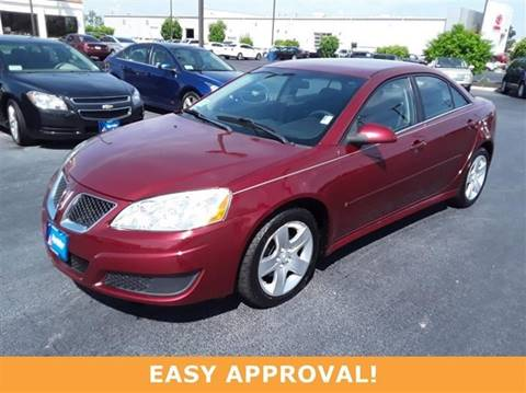2009 Pontiac G6 for sale in Maumee, OH
