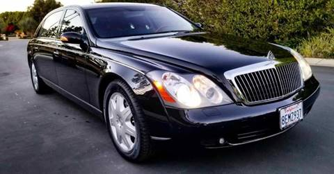 2007 Maybach 62 for sale in Newport Beach, CA