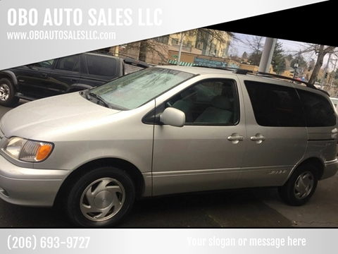 Cars For Sale in Seattle, WA - OBO AUTO SALES LLC