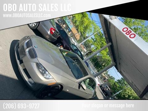 Cars For Sale in Seattle, WA - OBO AUTO SALES LLC