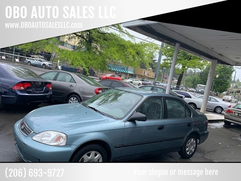 1999 Honda Civic for sale in Seattle, WA