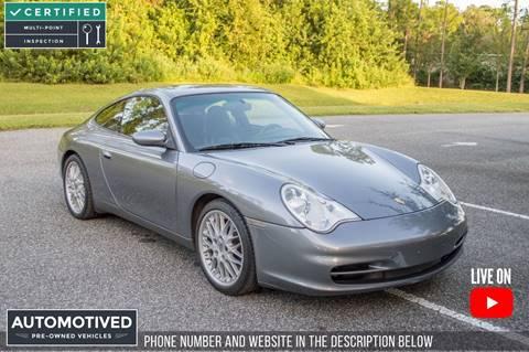 2003 Porsche 911 for sale in Orlando, FL