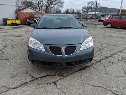 2005 Pontiac G6 for sale in Gary, IN