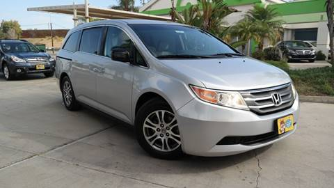 2012 Honda Odyssey for sale in Costa Mesa, CA
