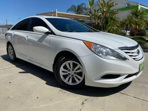 2012 Hyundai Sonata GLS for sale at Luxury Auto Lounge in Costa Mesa CA