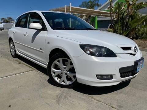 2008 Mazda MAZDA3 s Sport for sale at Luxury Auto Lounge in Costa Mesa CA