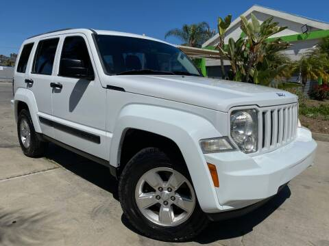 2011 Jeep Liberty Sport for sale at Luxury Auto Lounge in Costa Mesa CA