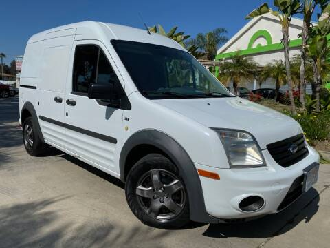 2012 Ford Transit Connect Cargo Van XLT for sale at Luxury Auto Lounge in Costa Mesa CA