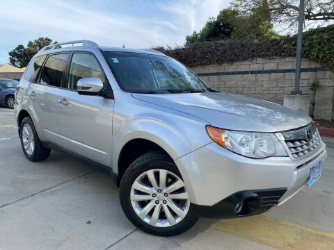 2011 Subaru Forester 2.5X Touring for sale at Luxury Auto Lounge in Costa Mesa CA