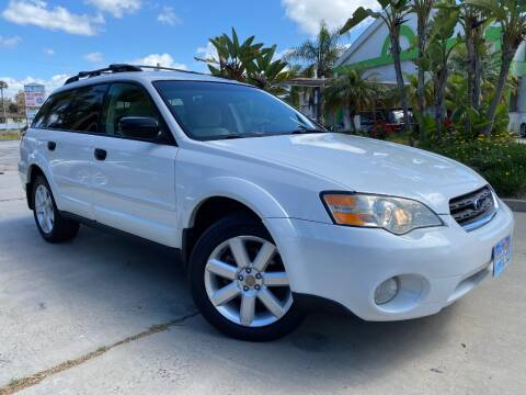 2006 Subaru Outback 2.5i Special Edition for sale at Luxury Auto Lounge in Costa Mesa CA