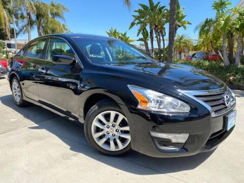2015 Nissan Altima 2.5 SV for sale at Luxury Auto Lounge in Costa Mesa CA