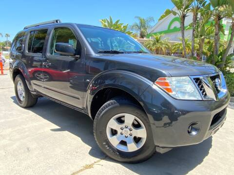 2011 Nissan Pathfinder S for sale at Luxury Auto Lounge in Costa Mesa CA