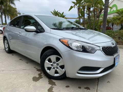 2016 Kia Forte LX for sale at Luxury Auto Lounge in Costa Mesa CA