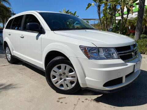2014 Dodge Journey SE for sale at Luxury Auto Lounge in Costa Mesa CA