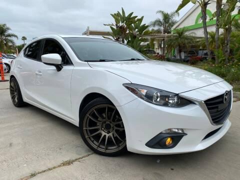 2016 Mazda MAZDA3 i Touring for sale at Luxury Auto Lounge in Costa Mesa CA