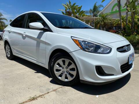 2016 Hyundai Accent SE for sale at Luxury Auto Lounge in Costa Mesa CA