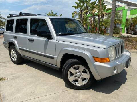 2006 Jeep Commander for sale at Luxury Auto Lounge in Costa Mesa CA