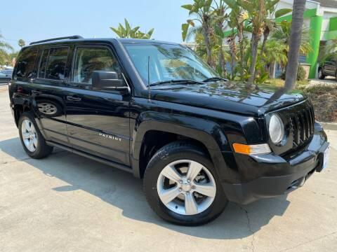 2014 Jeep Patriot for sale at Luxury Auto Lounge in Costa Mesa CA