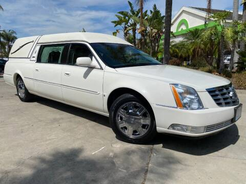 2006 Cadillac DTS Pro for sale at Luxury Auto Lounge in Costa Mesa CA