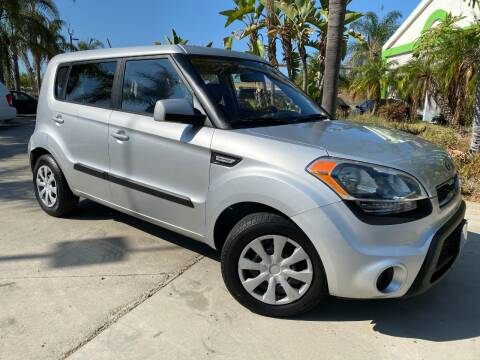 2013 Kia Soul for sale at Luxury Auto Lounge in Costa Mesa CA