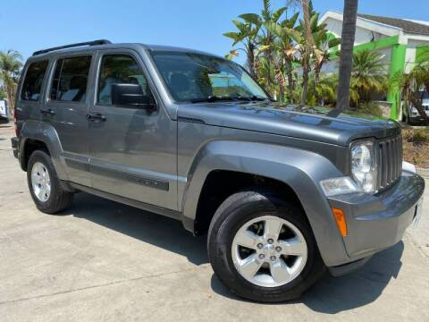 2012 Jeep Liberty for sale at Luxury Auto Lounge in Costa Mesa CA