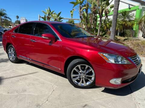 2010 Lexus ES 350 for sale at Luxury Auto Lounge in Costa Mesa CA