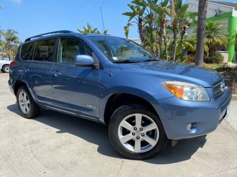 2008 Toyota RAV4 for sale at Luxury Auto Lounge in Costa Mesa CA