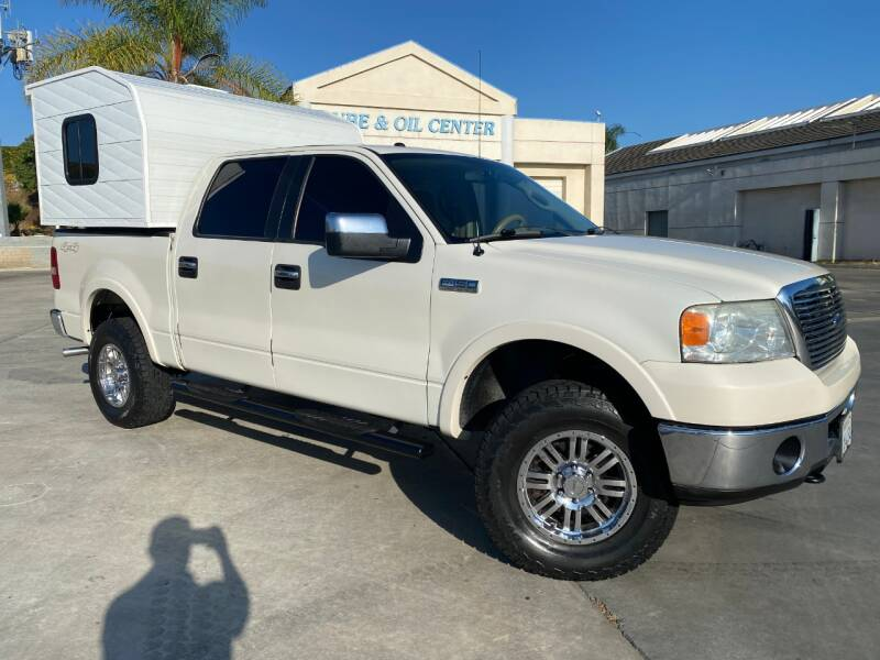 2007 Ford F-150 for sale at Luxury Auto Lounge in Costa Mesa CA