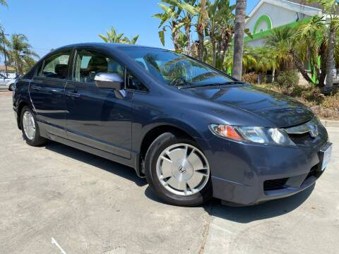2010 Honda Civic for sale at Luxury Auto Lounge in Costa Mesa CA