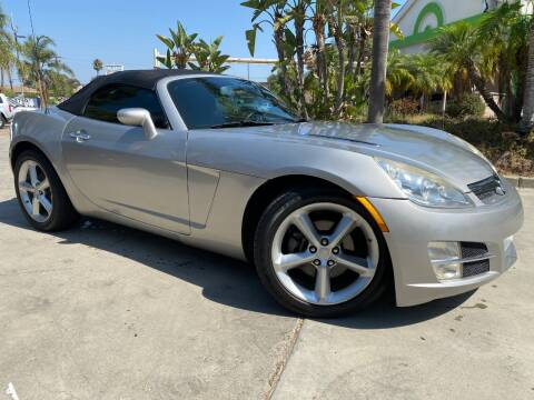 2009 Saturn SKY for sale at Luxury Auto Lounge in Costa Mesa CA