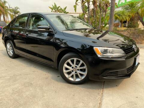 2012 Volkswagen Jetta for sale at Luxury Auto Lounge in Costa Mesa CA