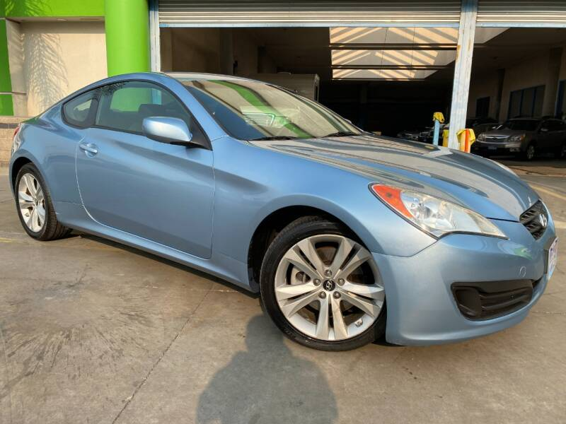 2011 Hyundai Genesis Coupe for sale at Luxury Auto Lounge in Costa Mesa CA