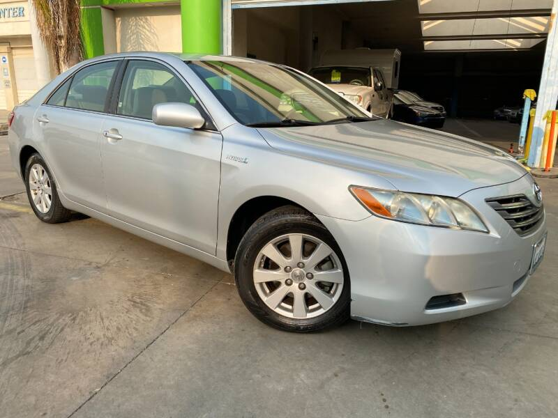2008 Toyota Camry Hybrid for sale at Luxury Auto Lounge in Costa Mesa CA