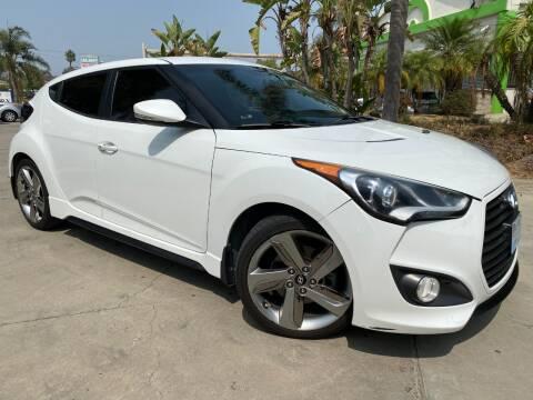 2013 Hyundai Veloster for sale at Luxury Auto Lounge in Costa Mesa CA