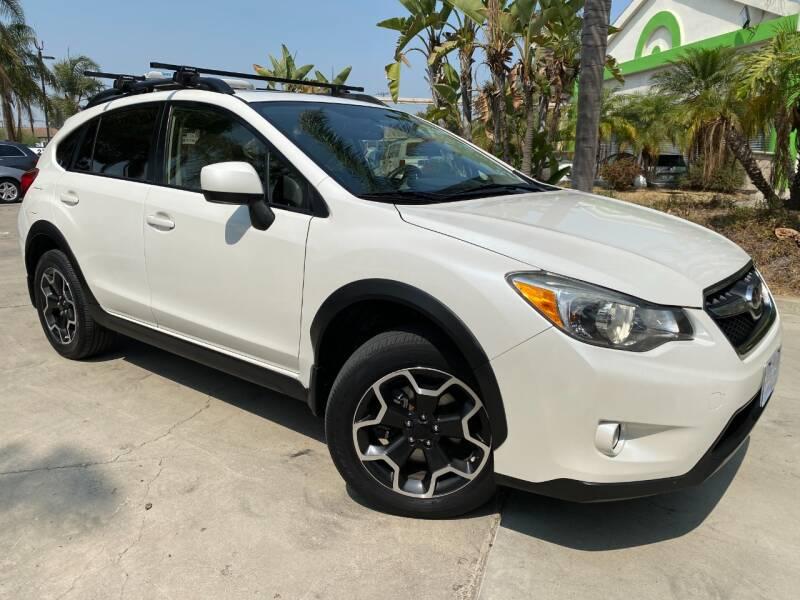 2013 Subaru XV Crosstrek for sale at Luxury Auto Lounge in Costa Mesa CA