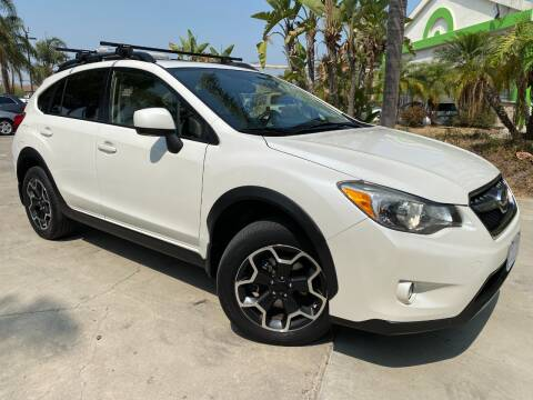 2013 Subaru XV Crosstrek for sale at Luxury Auto Lounge in Costa Mesa CA