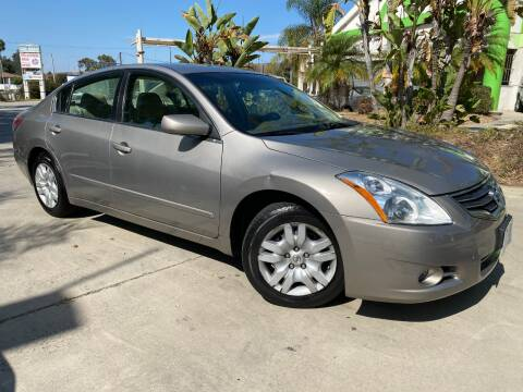 2012 Nissan Altima for sale at Luxury Auto Lounge in Costa Mesa CA