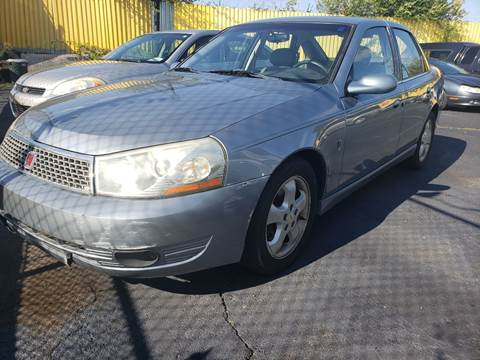 2004 Saturn L300 for sale in Detroit, MI