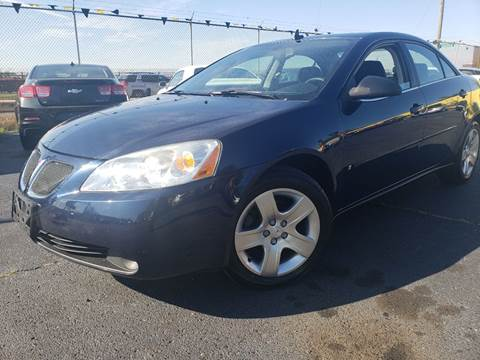 2009 Pontiac G6 for sale at Cj king of car loans/JJ's Best Auto Sales in Troy MI