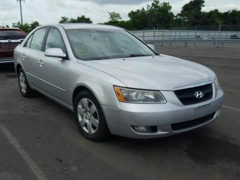 2006 Hyundai Sonata for sale at Cj king of car loans/JJ's Best Auto Sales in Troy MI