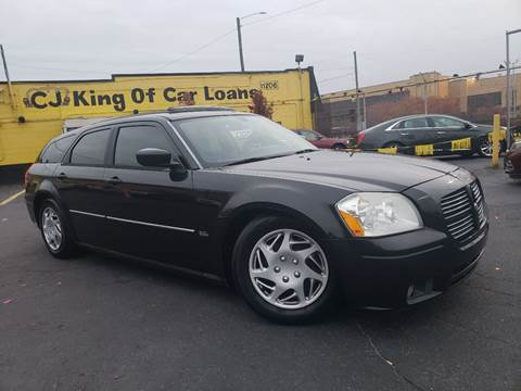 2006 Dodge Magnum for sale at Cj king of car loans/JJ's Best Auto Sales in Troy MI